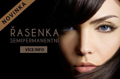 Semipermanentní řasenka mascara Pro Opulent Pardubice