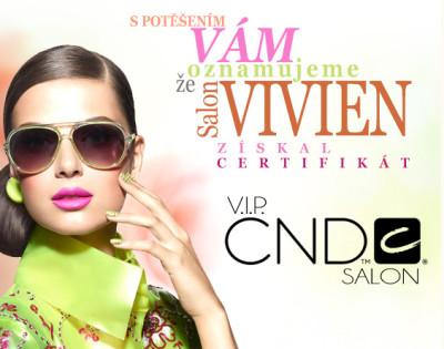 VIP SALON CND